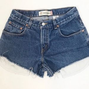 Levi's shorts 550 relaxed